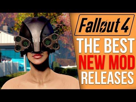 Modders are Making Fallout 4 a bit More Futuristic