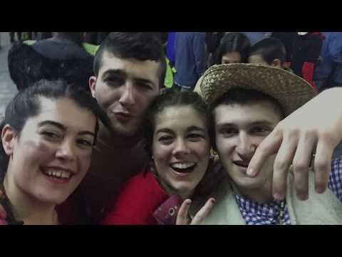 Juagoras de Rugby |DISFRAZ| CARNAVAL