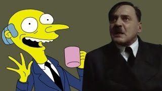 Hitler meets Mr. Burns