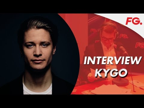 INTERVIEW KYGO | KYGO LIFE 2018 | RADIO FG
