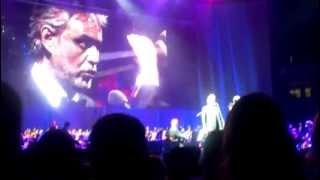 """Andrea Bocelli in Belgrade,Serbia,10.05.13,""""Mamma,Vieni Sul Mar,En Aranjuez Con Tu Amor"""""""