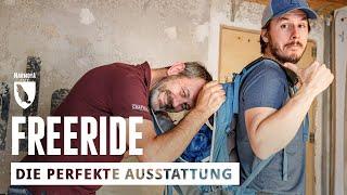 Tourengehen/Freeride-Ausrüstung: Das gehört in deinen  Rucksack