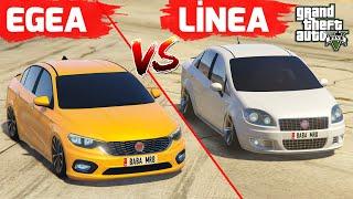 GTA 5 EGEA VS LİNEA !!