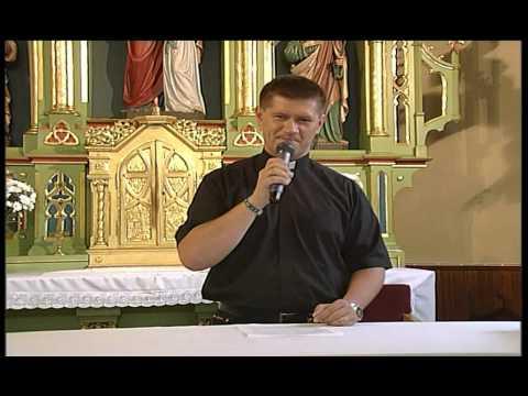 Príhovor farára Mareka Kunderu  z rímskokatolíckej farnosti Vranov - Čemerné
