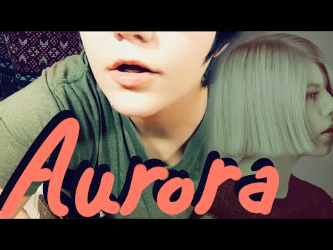 Aurora Aksnes- Under The Water (COVER)