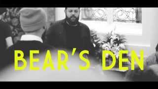 "Bear's Den - ""Sophie"" - Acoustic Session by ""Bruxelles Ma Belle"" 2/2"