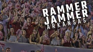 """Alabama fans erupt with """"Rammer Jammer"""" after dominating Arkansas"""