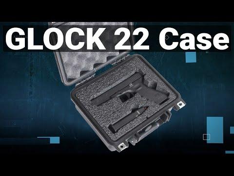 Glock 22 Pistol Case - Featured Youtube Video