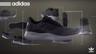 2f57ba58af4a9 UNBOXING Adidas alphabounce rc Running Shoes Unboxing   Hands On