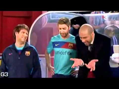 Crackovia - Barca vs Hercules 3-0
