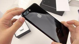 iPhone 7 Plus Jet Black: Unboxing a Unicorn! | Kholo.pk