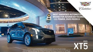Video 2 of Product Cadillac XT5 Crossover