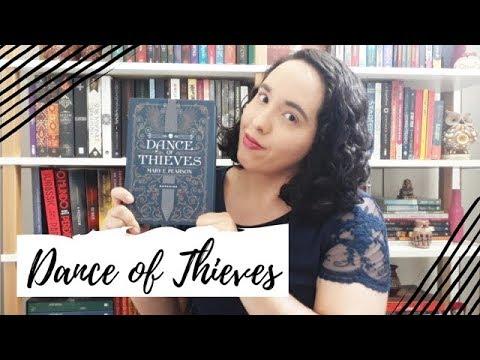 Dance of Thieves (Dinastia de Ladrões 1), Mary E. Pearson | Um Livro e Só
