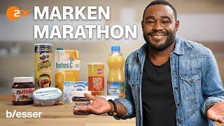 Schnelle Schnäppchen: Nelson findet geniale Alternativen zu teuren Marken Produkten