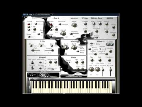 Free VST - RHEC Synth - vstplanet.com
