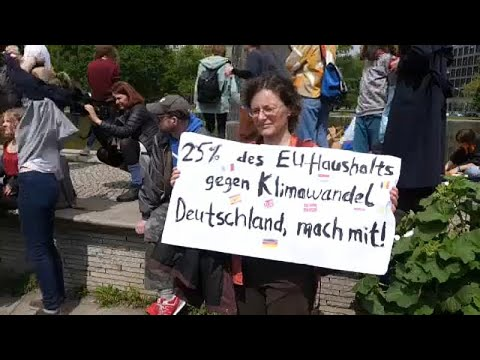 Γερμανία: Στο επίκεντρο της προεκλογικής κουβέντας η κλιματική αλλαγή …
