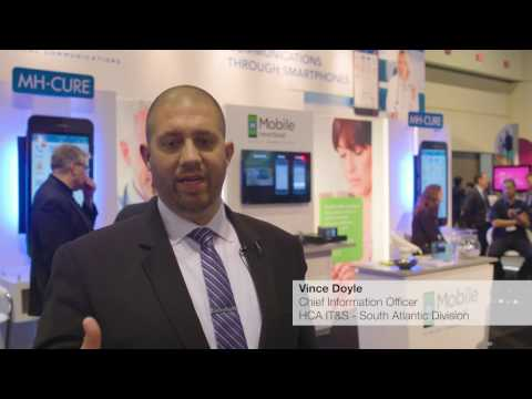 Mobile Heartbeat video from HIMSS17