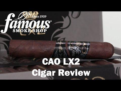 CAO LX2 video