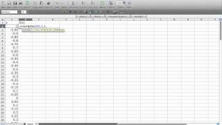 Graphing A Normal PDF And CDF