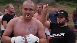 Крымский Спецназ против Тайского Боксера, Супер Бой !!!