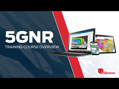 iBwave 5GNR Training Course - YouTube