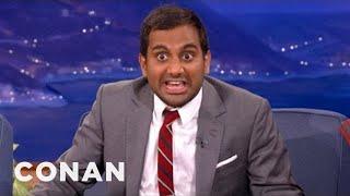 Aziz ansari na randki Conan