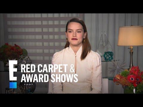 Daisy Ridley Talks