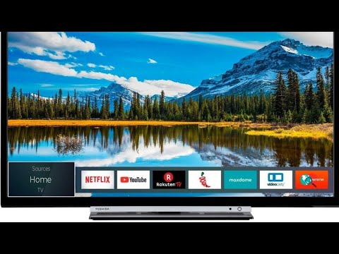 Toshiba smart-tv 32L3863DA LED