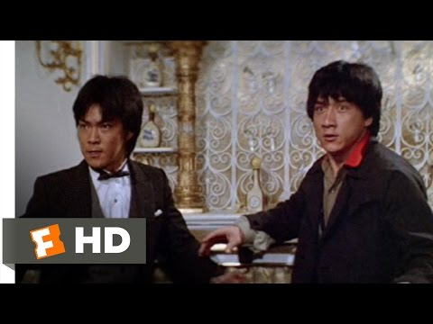 Jackie Chan's Project A (2/10) Movie CLIP - The VIP Club (1983) HD