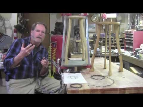 Axe Handle Stool Part 4 Episode 26