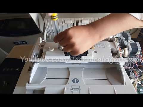 ADF Service Xerox R6 Services Full Video xerox 5765 5775xx Technical