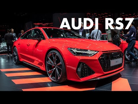 Audi RS7: Everything You Need To Know About V10s, E-Tron Performance Hybrids And More | Carfection