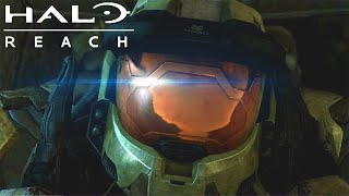 Halo Reach Cutscenes But With Master Chief (FT.STEVE DOWNES) (Noble 6 Replacement Mod)