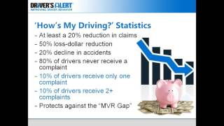 1-800 'How's My Driving?' Webinar