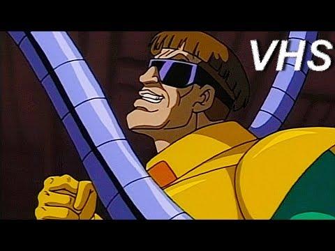 Человек-паук - серия 4 - Доктор Осьминог: Вооружен и опасен - VHSник