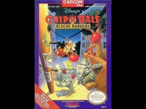 Chip de Disney 'N Dale Rescue Rangers | Family Game