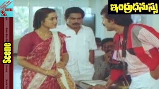 Mallikarjun & His Family Nice Scene || Indradhanussu Movie || Rajashekar || MovieTimeCinema