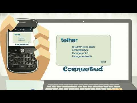 Video of Tether for Android