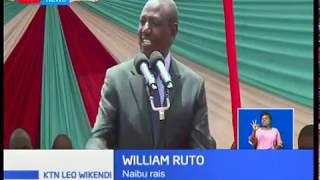William Ruto aendelea kupinga juhudi za marekebisho ya katiba