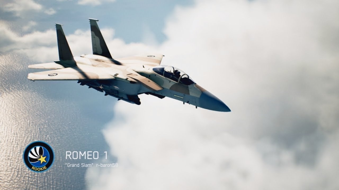 ACE COMBAT™7 Skies Unknown Deluxe Edition  (Steam Key) video 1