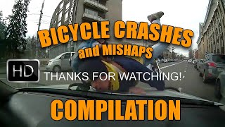 Bicycle Crashes Compilation