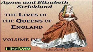 Lives Of The Queens Of England Volume 4 | Agnes Strickland, Elisabeth Strickland | English | 9/10