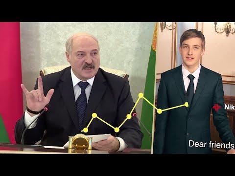 Коля Лукашенко стал политиком / ВЫБОРЫ в Беларуси. НУ И НОВОСТИ! #30 видео