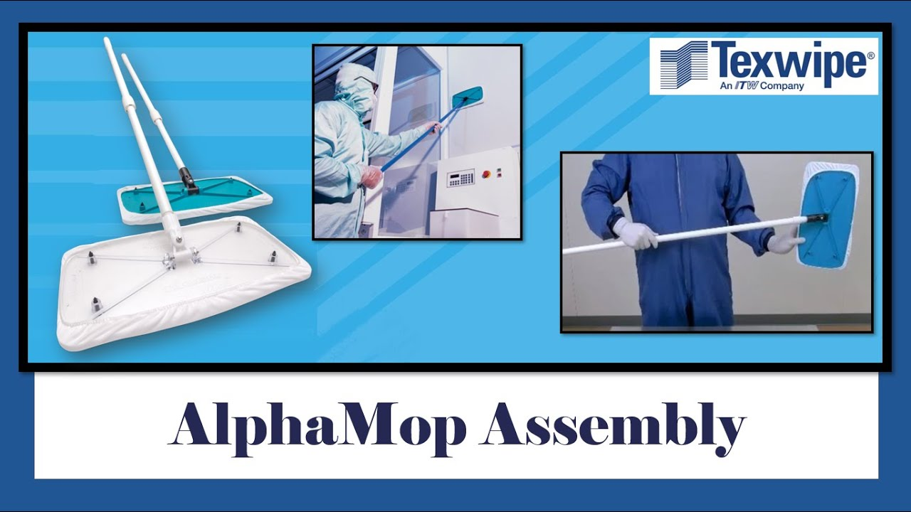 AlphaMop Assembly