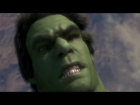 Making of Superman vs Hulk - The Fight (Part 4) - Draft #4