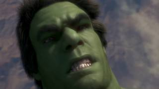 Making of Superman vs Hulk - The Fight (Part 4) - Draft #4