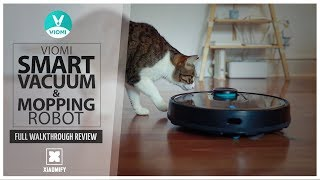 Viomi vacuum robot and floor mop V2 - Full review [Xiaomify]