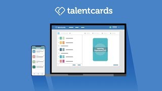 TalentCards video