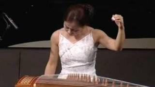 袁莎古箏演奏:雲裳訴 GuZheng Concerto: Tune of Rainbow Cloud