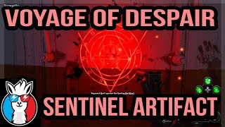 How to Acquire the Sentinel Artifact in Voyage of Despair